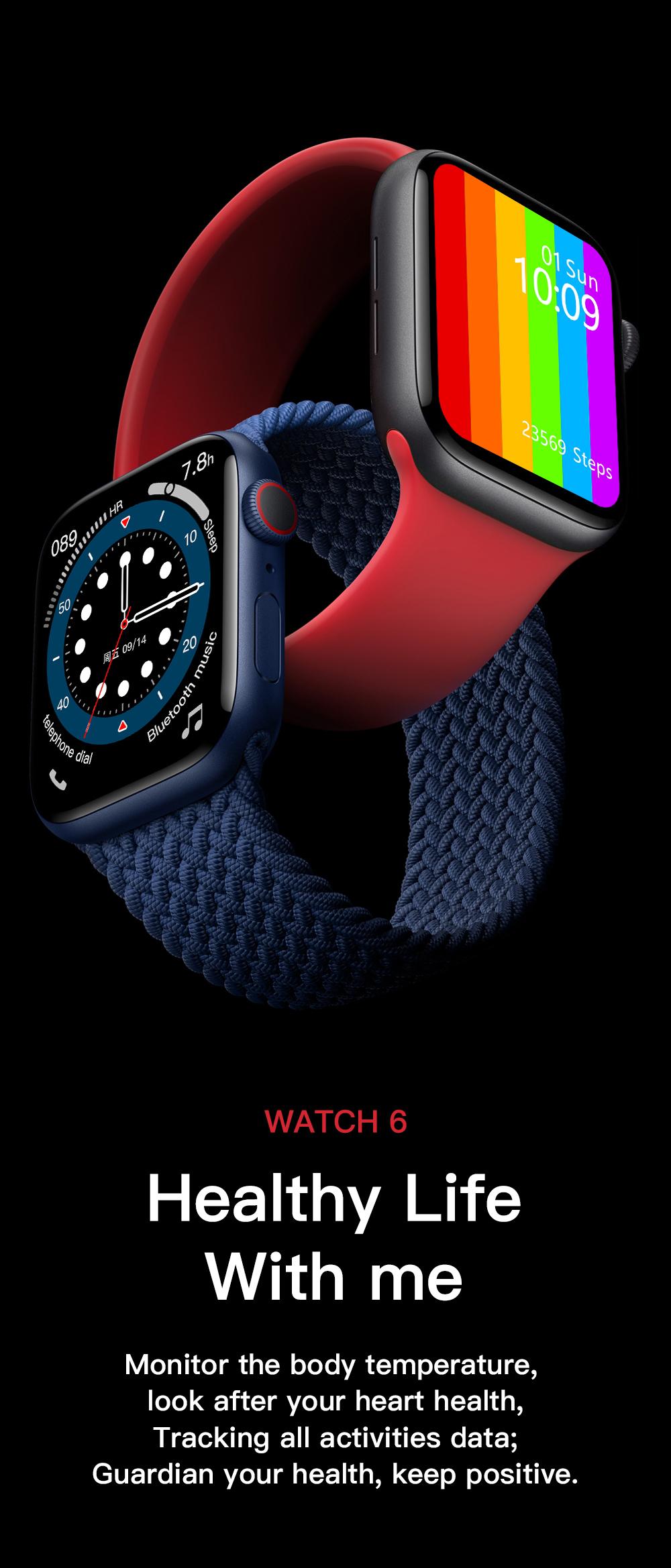 W56 Smart Watch Description-1