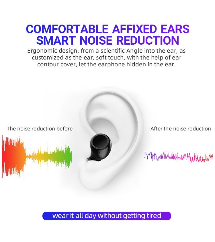 V7 TWS Earbuds 7