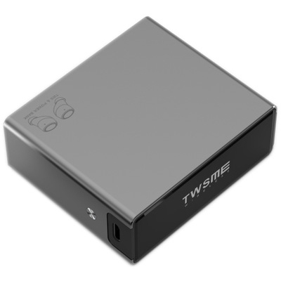 V7 TWS Earbuds- Grey Main Photo
