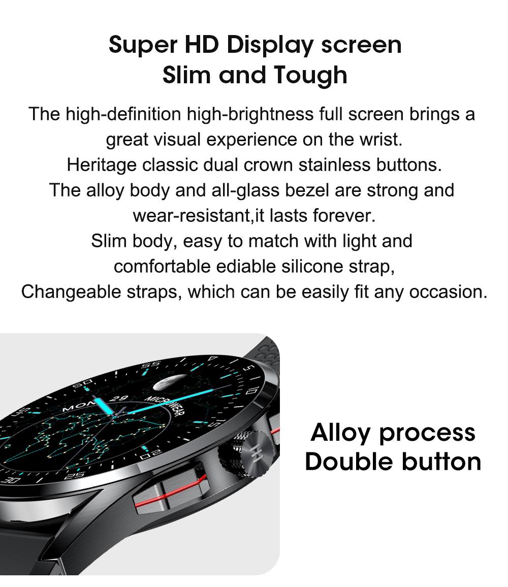 M3 Smart Watch Description-2