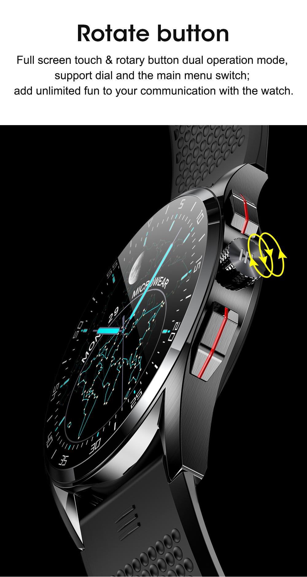 M3 Smart Watch Description-4