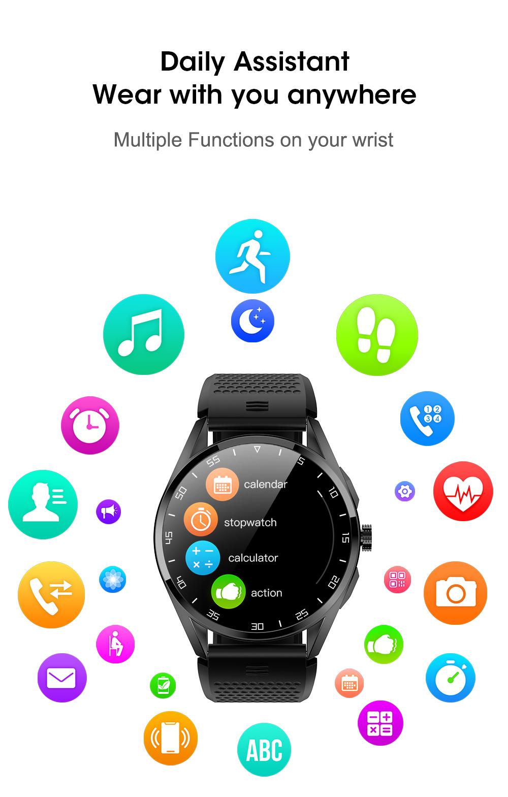 M3 Smart Watch Description-18