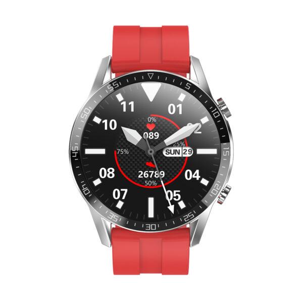 M4PRO Smart Watch-Main-Red