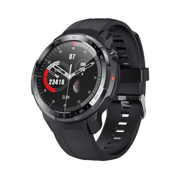 L20 Smart Watch-Black Pic-1