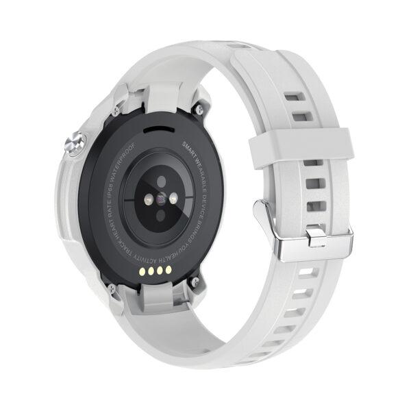 L20 Smart Watch-White Pic-3
